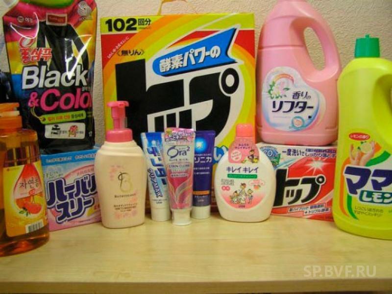 Купить японскую бытовую химию и косметику мери кей косметика купить